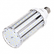 Super Bright LED Corn Light Bulb for Indoor Outdoor Large Area - E27 AC 110~265V 6000-6500K White,for Street Lamp Post Lighting Garage Factory Warehouse High Bay Barn Porch Backyard Garden(35W)