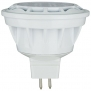 Sunlite MR16/LED/7W/FL35/DIM/ES/27K LED 2700K MR16 7W 50W Replacement 12V GU5.3 Base MR16 Mini Reflector with Dimmable Energy Star Light Bulb, Warm White
